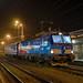 Vectron 383.009, CD Cargo-TUDC, Hranice na Moravě, 05.12.2019