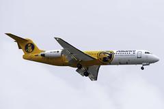 VH-UQG F100 ALLIANCE AIRLINES YBBN (Sierra Delta Aviation) Tags: alliance airlines brisbane airport ybbn fokker100 f100 vhuqg