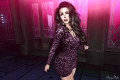 ❤ Nicole Seraphina (Aziza Style) Tags: hillyhaalan witchocraft flourishevent lelutka maitreya glamaffair aviglam izzies alaskametro vibing maxigossamer sintiklia foxcity paparazzi secondlife