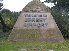 100_2351 (Ray's Photo Collection) Tags: jersey sign airport channelislands ci jer