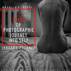 7th ANNIVERSARY│JANUARY 21st, 2020 (RapidHeartMovement) Tags: rapidheartmovement selfportrait darkart