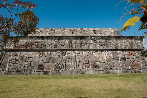 The Temple of the Feathered Serpent, Xochicalco
