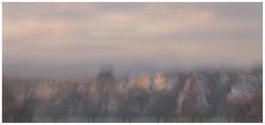 Mosspark (ianmiddleton1) Tags: glasgow icm panorama movement sunrise