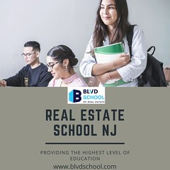 How to Find the Best Real Estate School NJ? (blvdschoolofrealestate) Tags: best real estate school nj