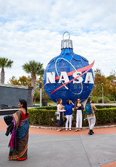 NASA, Kennedy Space Center (Ðariusz) Tags: famous real cocoa cars sky traffic landmark signal us coast blue travel cape landscape placard evening canaveral outdoors urban beach highway state destination sign tourism vehicles palm united sights city florida american hot modern road construction view high scenic trees america usa space launch nasa x spacex playa falcon 9 first stage system rocket coming back port keneddy kennedy centre center
