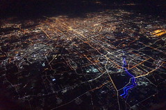 Beijing from 40000 feet. (photosam88) Tags: beijing china airplanephotography