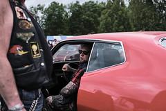 Ready to Go (Jontsu) Tags: american car classic show summer finland kesä auto fujifilm fuji xt3 fujinon35mm 35mm