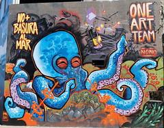 Graffitis en las calles de Las Palmas de Gran Canaria 122 (Rafael Gomez - http://micamara.es) Tags: graffitis en las calles de palmas gran canaria