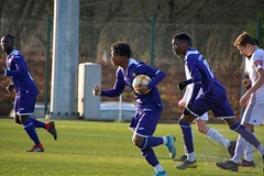 Season 2019-2020: U16 Anderlecht - OHL