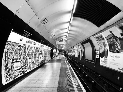 Sunday morning tube ©  Still ePsiLoN