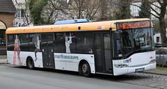Urbino school bus (Schwanzus_Longus) Tags: delmenhorst german germany poland polish vehicle bus omnibus city commuting commuter public transport transportation school solaris urbino