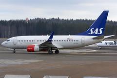LN-TUL (Pertti Sipilä) Tags: 737 737700 737705