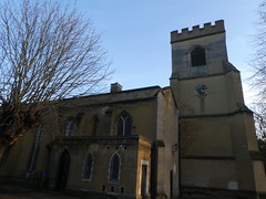 UK - London - Walthamstow - St Mary's church (JulesFoto) Tags: uk england london centrallondonoutdoorgroup clog walthamstow church