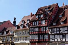 Quedlinburg (vision.ing) Tags: quedlinburg fachwerkhaus