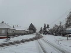 20200119_111832 (Győrsövényház) Tags: győrsövényház gyorsovenyhaz hó ho snow schnee havazás havazas