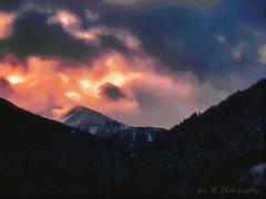 Ein hauch von Phantasie (a.michels1988) Tags: snow wood berge alpen österreich austria clouds wolken schnee