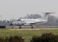 170120 - USMC UC12W - 168204 - lert (7) (Daniel Gib) Tags: militaryaircraft militaryaviation aircraft planes warplanes usmc