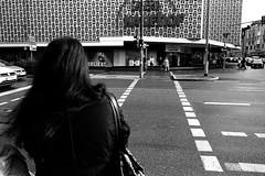 Face to Face (Leica M6) (stefankamert) Tags: 042019 reutlingen deutschland street people leica m6 leicam6 voigtländer voigtlander ultron blackandwhite blackwhite bw stefankamert kodak trix woman hair