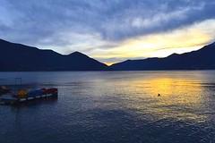 Sul Lago... (mirella cotella) Tags: landscapes lakes lagomaggiore mood travels places reflections color tones