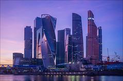 DSCF2635-26 (dimasteraz1) Tags: москва россия moscow russia закат sunset downtown москвасити