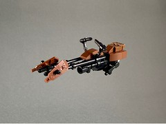 74-4 speeder bike (-majortom-) Tags: starwars lego speeder speederbike 74z skywalker moc bike afol returnofthejedi rotj
