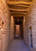 Alley in the old town, Al Madinah Province, Alula, Saudi Arabia