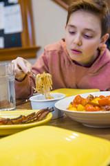lunchkatz-4358 (ediblecleveland) Tags: ediblecleveland food abe amelia beef dougkatz henry karen longburgers lunch