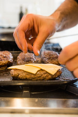 lunchkatz-4349 (ediblecleveland) Tags: ediblecleveland food abe amelia beef dougkatz henry karen longburgers lunch