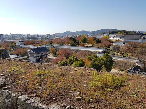 Himeji Castle Bailey