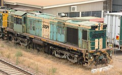 603 (rob3802) Tags: 600class 603 alco goodwinalco southaustralianrailways sar locomotive loco southaustralia diesellocomotive dieselelectriclocomotive diesel railway rail nsw cootamundra southernshorthaulrailroad ssr