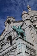 Sacré-Cœur, Paris, September 11th 2019 (Southsea_Matt) Tags: chathedral church sacrecoeur sacrécœur paris france september 2019 autumn canon 80d sigma 1850mm