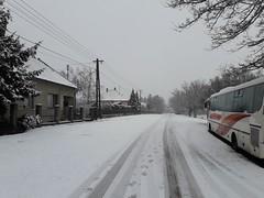 20200119_111837 (Győrsövényház) Tags: győrsövényház gyorsovenyhaz hó ho snow schnee havazás havazas