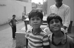 Scan-191229-0036 (Oleg Green (lost)) Tags: street winter people india kids town province reportage classic film analog 35mm rangefinder voightlander bessat fomapan200 colorskopar2535