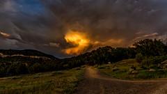A Summer Evening Storm (rigpa8) Tags: clouds thunderstorm light summerstorm summer june nature amazinglight evening