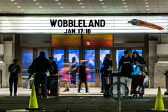wobbleland show ll (pbo31) Tags: sanfrancisco california nikon d810 night dark color january 2020 boury pbo31 winter city urban civiccenter patrix siemer motion blur wobbleland show dj concert techno