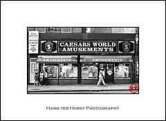 Caesars World Amusements, Acton (Hans ter Horst Photography) Tags: 2009 cityscape england london uk years hansterhorst hoshisato believeinfilm ishootfilm filmphotography pentaxmz3 ロンドン