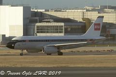 DSC_4738Pwm (T.O. Images) Tags: geupj bea airbus a319 lhr london heathrow british european airways