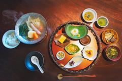 Kaiseki Ryori Meal (Shawn Harquail) Tags: hakone japan ryokan shawnharquail finecuisine food meal plating restaurant shawnharquailcom