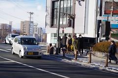 The crossroad (しまむー) Tags: pentax k30 smc dal da 1850mm 2875mm f456 dc wr re northern tohoku round trip 北東北 北海道&東日本パス