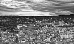 Postcards from Florence [37] (bafdias) Tags: fujifilmxpro2 yashicaml50mmf14 florence landscape bw monochrome