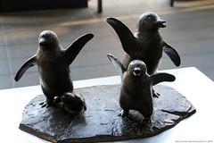 Kyoto Penguins (Rick & Bart) Tags: japan nippon 日本 rickbart city landoftherisingsun rickvink canon eos70d kyoto 京都市 penguins sculpture statue art