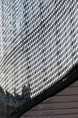 Dotted and striped (Barbro_Uppsala) Tags: uppsala sweden patterns architecture