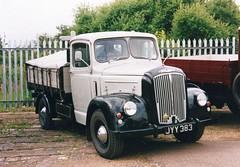 JYY 383 1948 Morris (UK registered 1979) (mr-bg) Tags: jyy383 morris commercial
