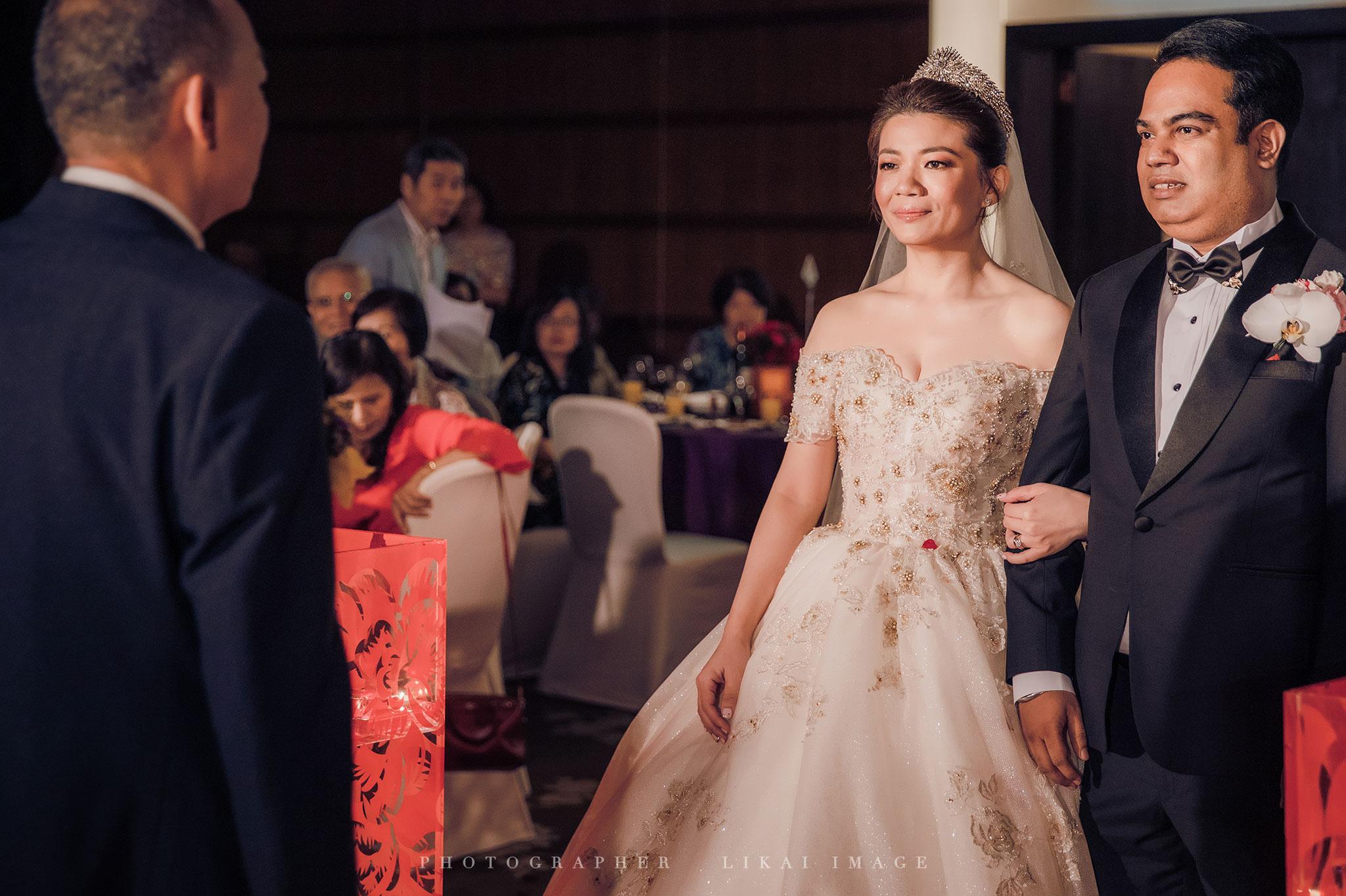 婚禮紀錄 - Dana & Vibhore - 故宮晶華