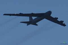 Boeing B-52H Stratofortress (Matt Sudol) Tags: boeing b52h stratofortress united states air force usaf of america usa us a royal raf leuchars airshow show day festival flypast