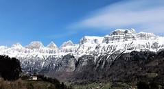 Churfirsten (@frauchi) Tags: berge landschaft schnee natur berglandschaft canoneos700d bergpanorama