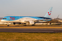 TUI G-OOBE 13-1-2020 (Enda Burke) Tags: avgeek aviation airplane airport av8 aero arrival apron tui tuifly egcc engine engines england rb211 rollsroycerb211 runway runwayvisitorpark rvp runwayvistitorpark ringway travel takeoff taxiing taxiway terminal2 manchesterairport manchester man manc manairport manchesterrunwayvisitorpark manchestercity mcr boeing boeing757 757200 boeing757200 canon canon7dmk2 departure holiday holidays planes plane