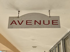 Closed Avenue Store Miami (Phillip Pessar) Tags: closed avenue store miami
