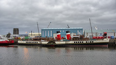 PS WAVERLEY (fordgt4040) Tags: ajinglis steampower tripleexpansionengine rankinblackmore glasgow riverclyde westofscotland westcoast dalesmarineservices jameswattdock inverclyde pswaverley
