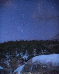 Otero and Orion (MTD Photos) Tags: nmsky newmexico astrophotography landscape mattdomonkos mountain nature night nightsky nightscape sky space stargazing winter